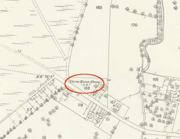 on old OS map