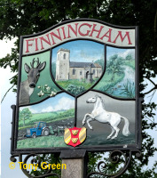 Photo from Finningham