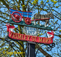 Photo from Trimley St Mary