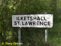Photo from Ilketshall St Lawrence