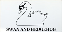 Photo of Swan & Hedgehog