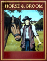 Photo of Horse & Groom