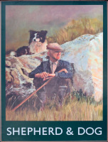 Photo of Shepherd & Dog