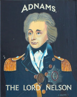 Photo of Lord Nelson
